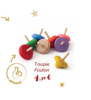 Toupie Foulon