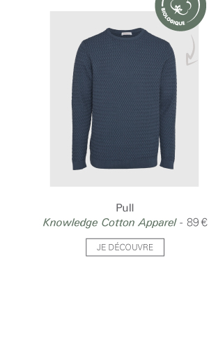 Pull Knowledge Cotton Apparel