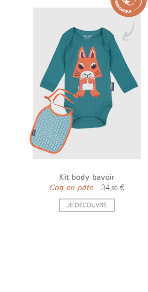 Kit Body Bavoir