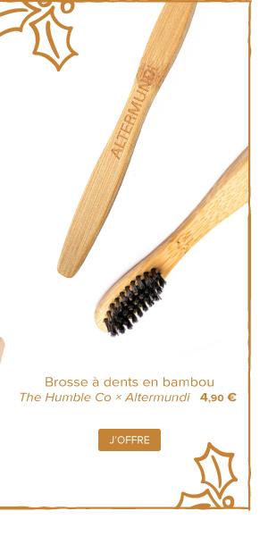 Brosse à dents en bambou | The Humble Co