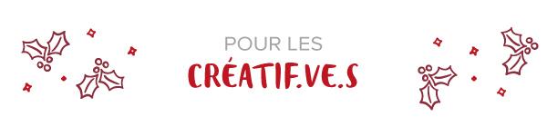 Pour les créatif.ve.s