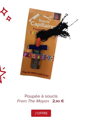 Poupée à soucis | From the Mayan