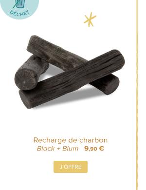 Recharge de charbon | Black+Blum
